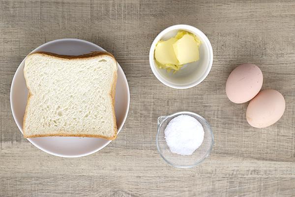 Egg Toast Ingredients