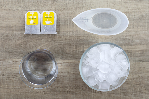 Iced Lemon Tea Ingredients B