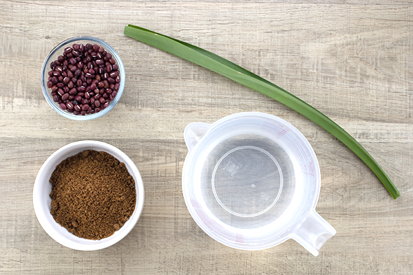 Red Bean Soup Ingredients
